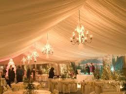 Bryllup i telt