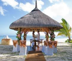 Bryllupfest i udlandet