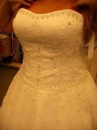 brudekjoler til stor barm