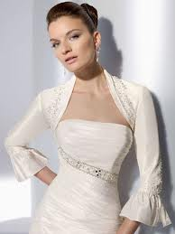 Bolero med kjole