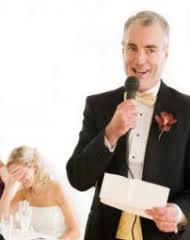 Bryllupstale far