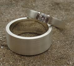 Vielsesringe sølv
