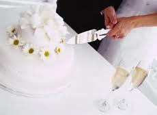 Skære kagen