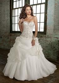 Rask Kjoler til bryllup - Tre populære brudekjoler DG-72