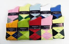 Sokker i farver