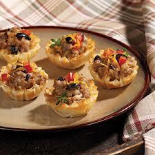 Mini tærter