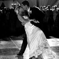 Brud og Gom dans