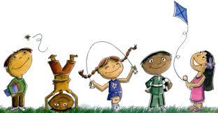 Tegning af børn