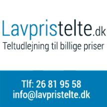 Lavpristelte.dk